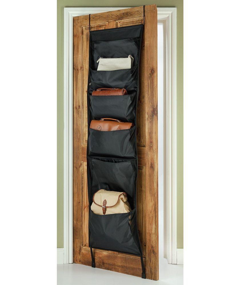Over-The-Door Handbag Storage Organiser u2026  sc 1 st  Pinterest & Over-The-Door Handbag Storage Organiser u2026 | Projects to Try ...