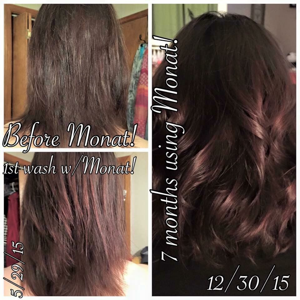 Pin by Cammy Adams on Healthy Hair Monat hair, Botanical