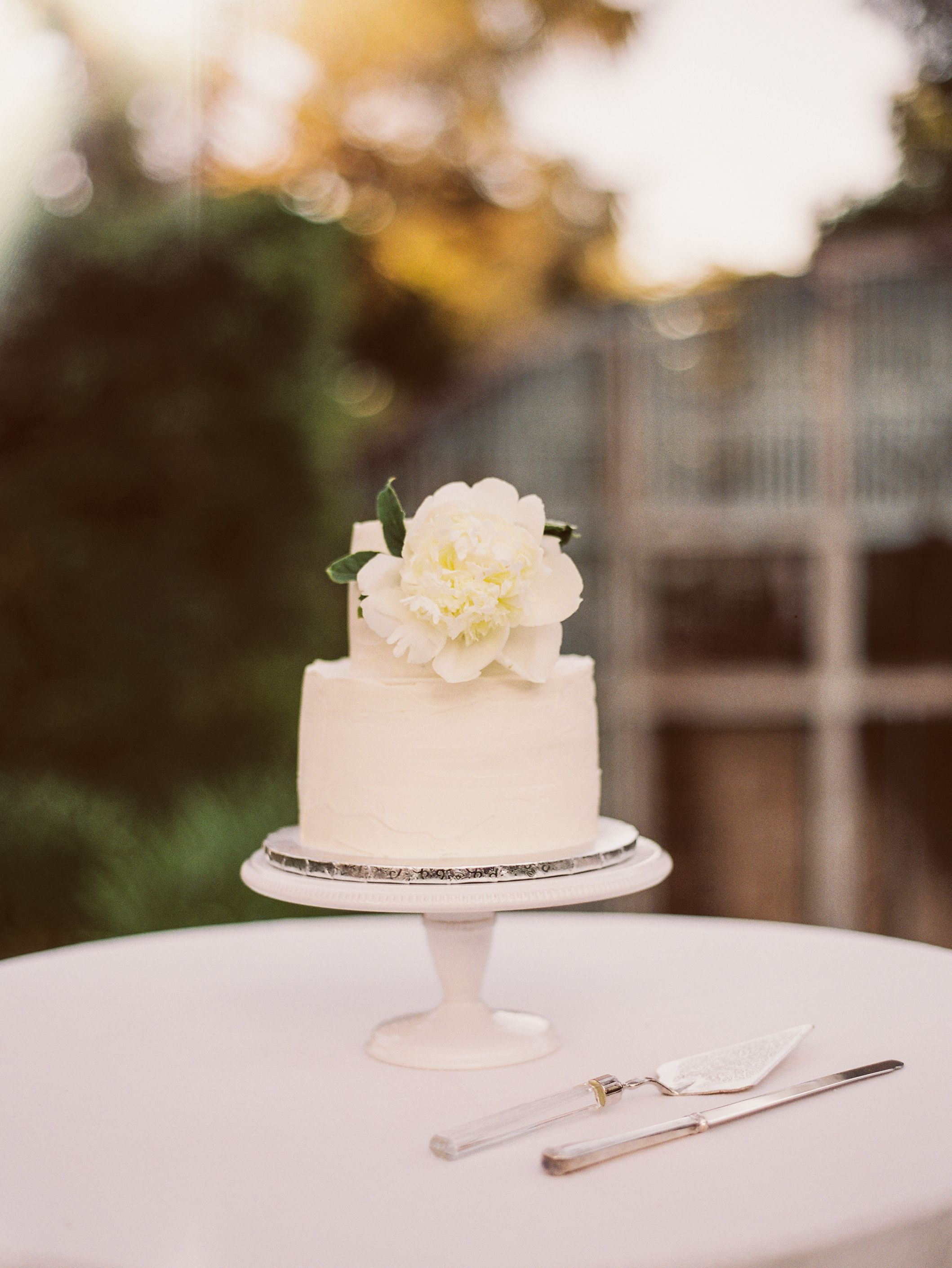 Beautiful cake made by Lori in Santa Barbara only 200