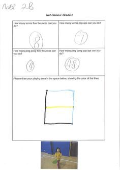 Example Assessment Tasks  Pyp Pe With Andy  Fun Pe Ideas