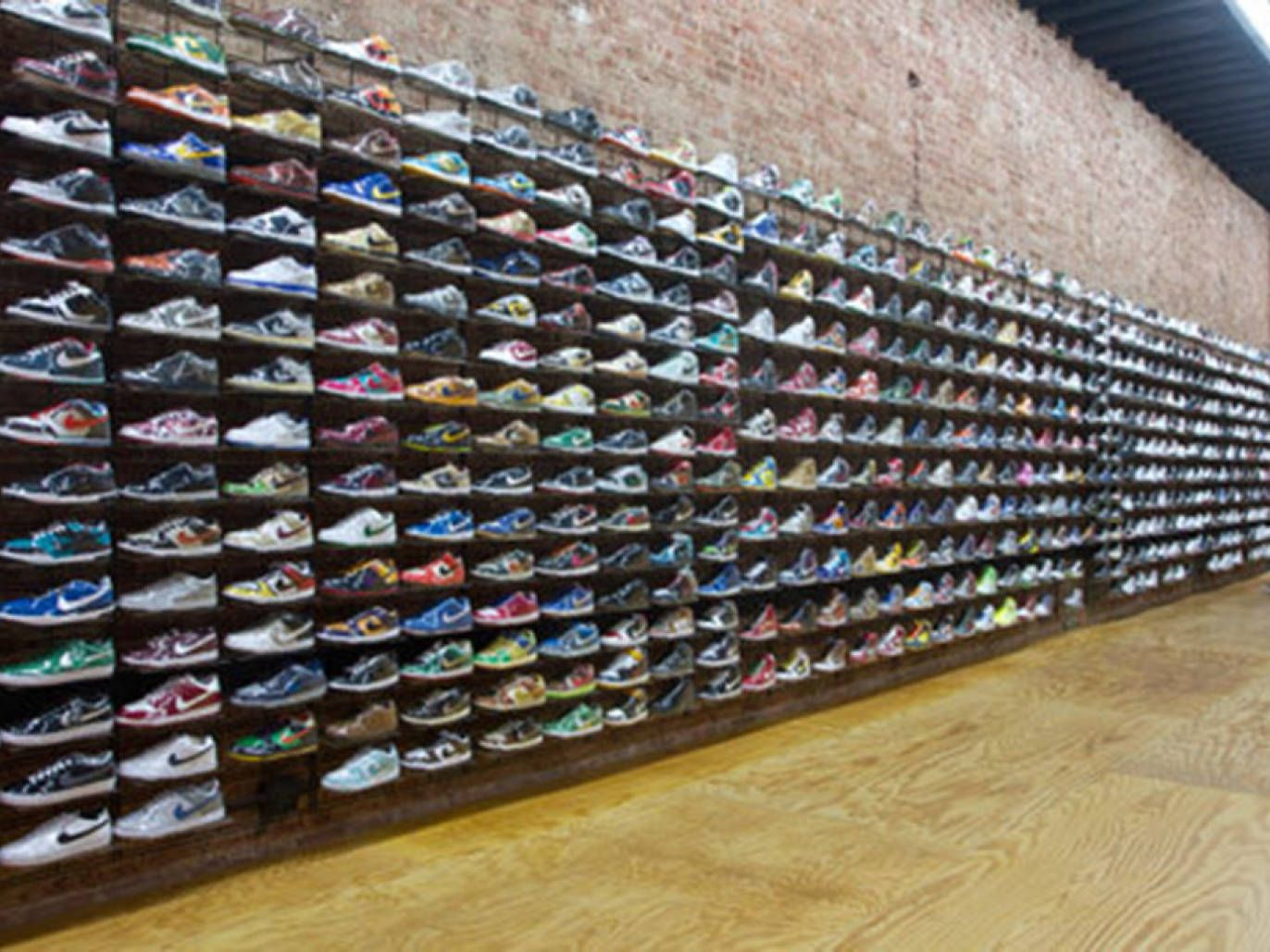 Furniture stores nyc, Sneaker stores