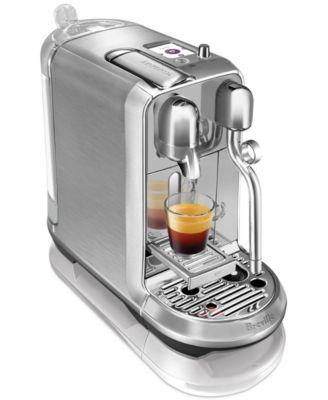 3d7ca5b8e4 Nespresso BNE800 Creatista Plus | Coffee & Tea | Breville espresso ...