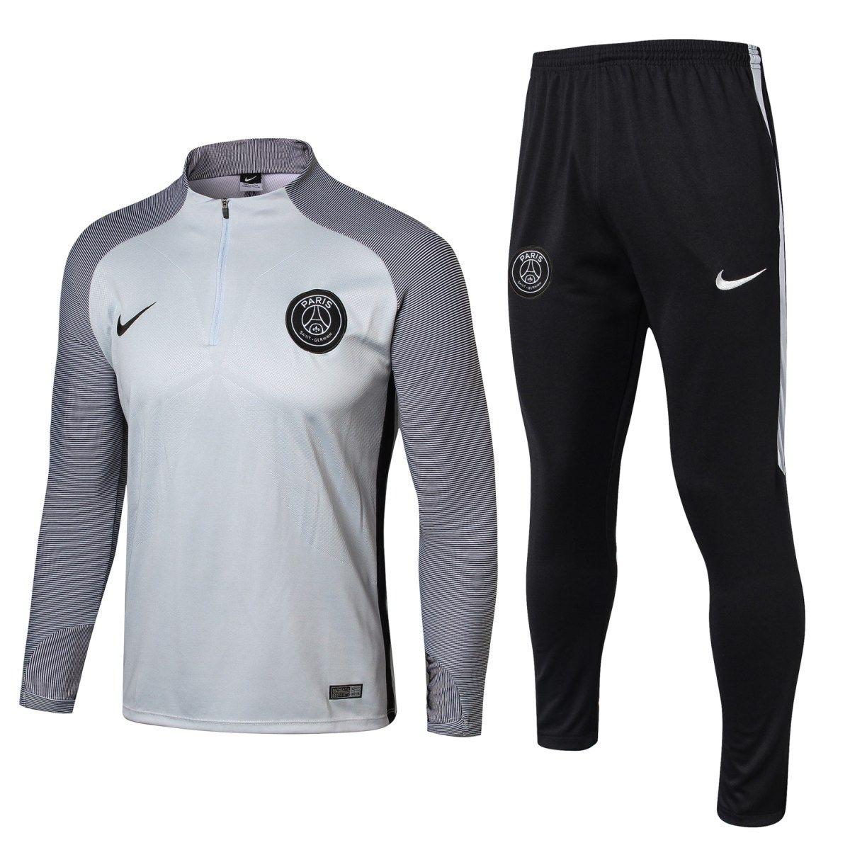 0f3e33b9971b6f Conheça o novo agasalho de treino do PSG inovador!!!! | PRODUTOS ...