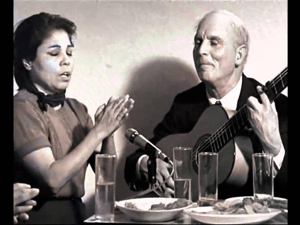 Bernarda de Utrera y Diego de el Gastor - Fandangos por Solea - ay murando