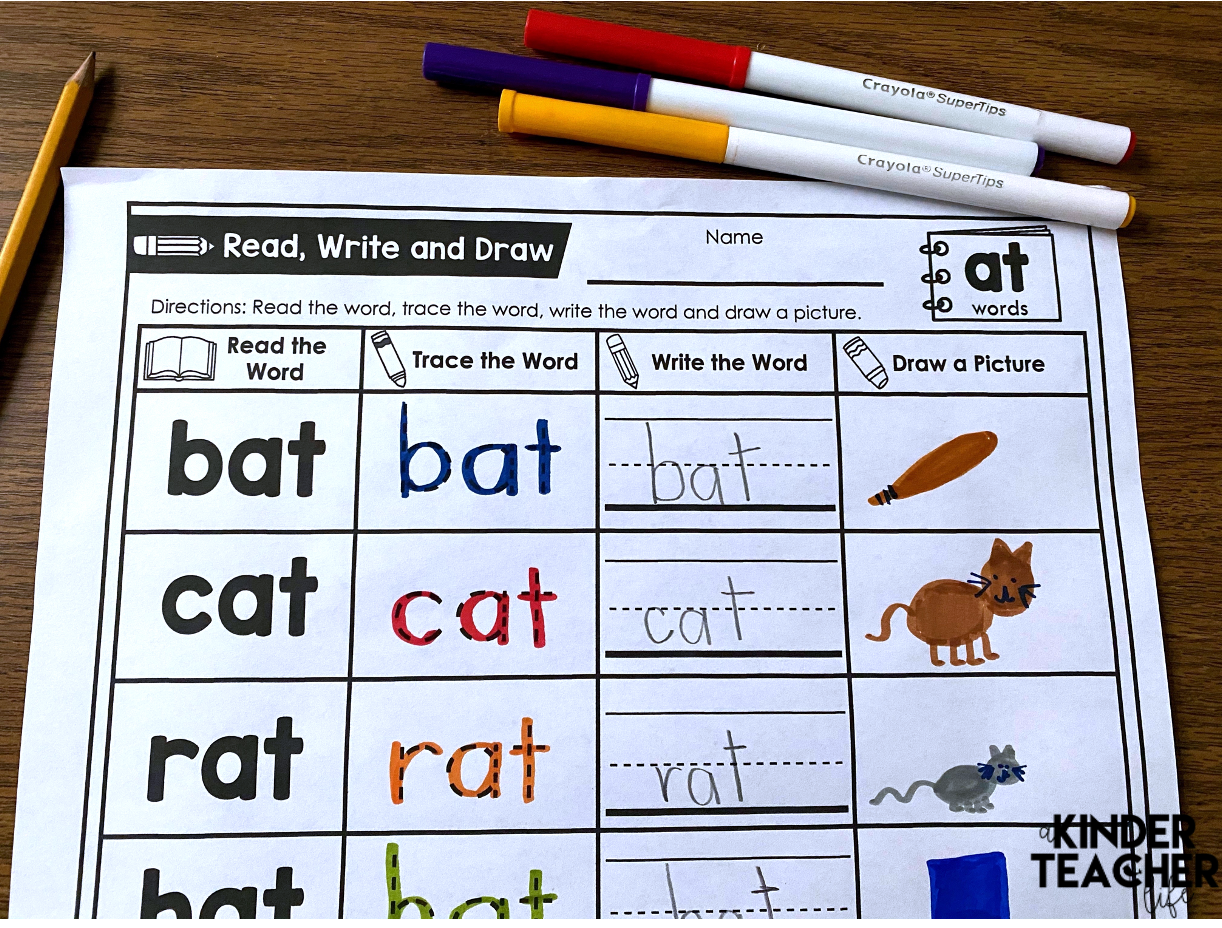 Pin On Kindergarten Phonics