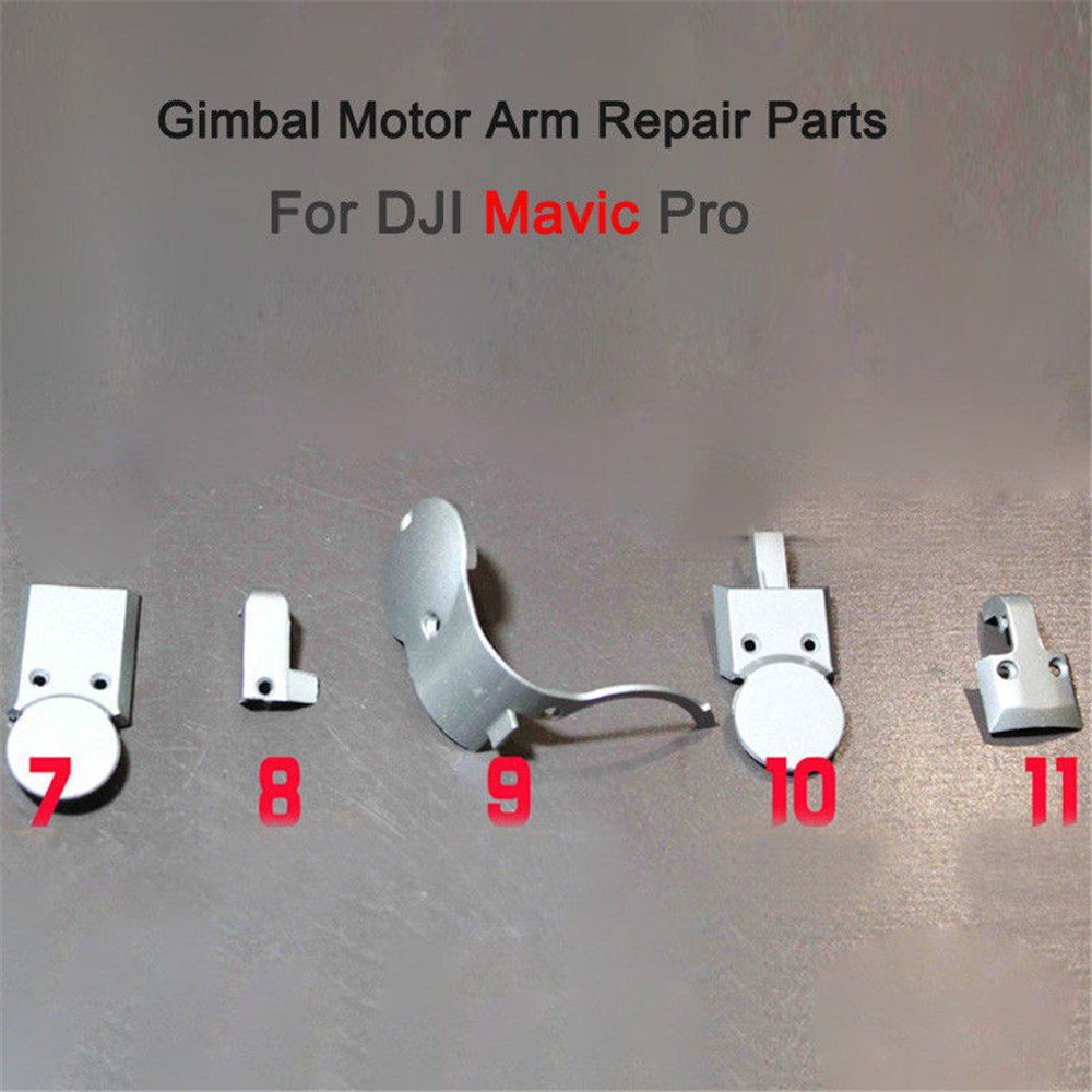 Buy original gimbal camera motor arm cover for dji mavic