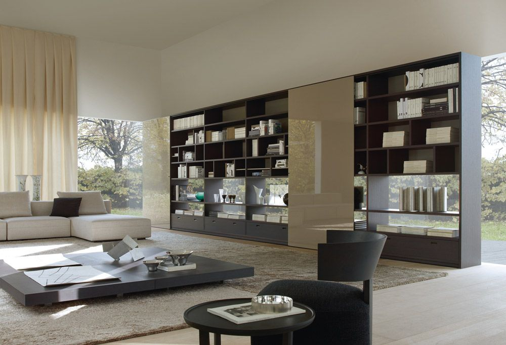 Stunning soggiorni molteni contemporary amazing design ideas