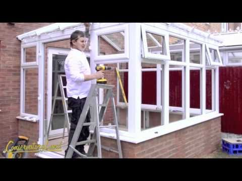 Full Conservatory Installation - Building a Conservatory ...