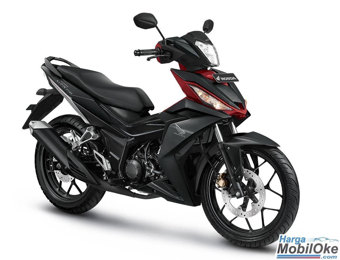 harga motor honda supra gtr 150 dan spesifikasi - http://www