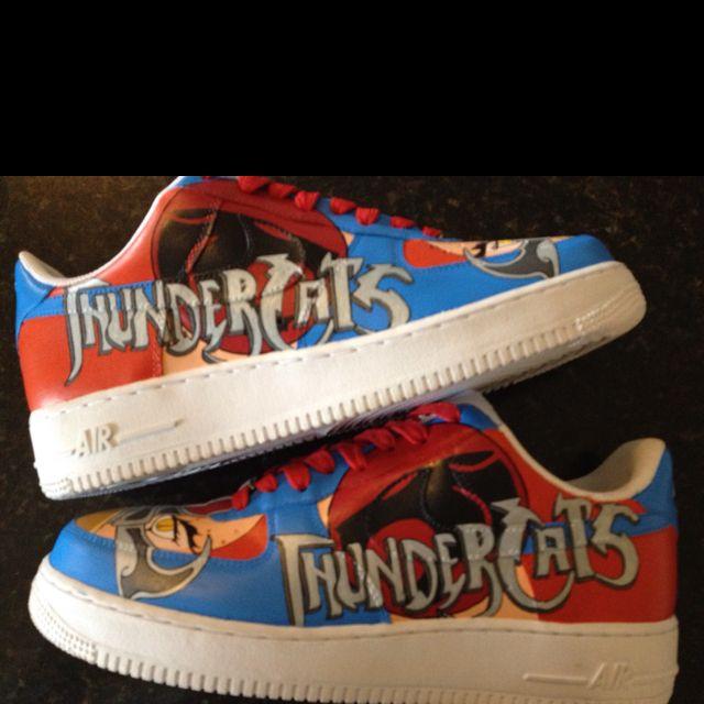 thundercats nike dunks
