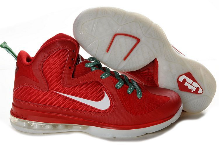 Buy Nike Lebron 9 Christmas Gorge Green Action Red Metallic Gold from  Reliable Nike Lebron 9 Christmas Gorge Green Action Red Metallic Gold  suppliers.
