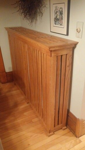 Arts And Crafts Radiator Cover Baseboard Heater Covers Radiator Cover Bungalow Interiors
