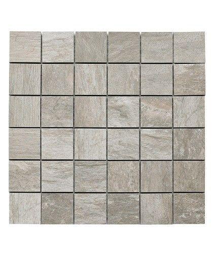 Zion Grey Mosaic