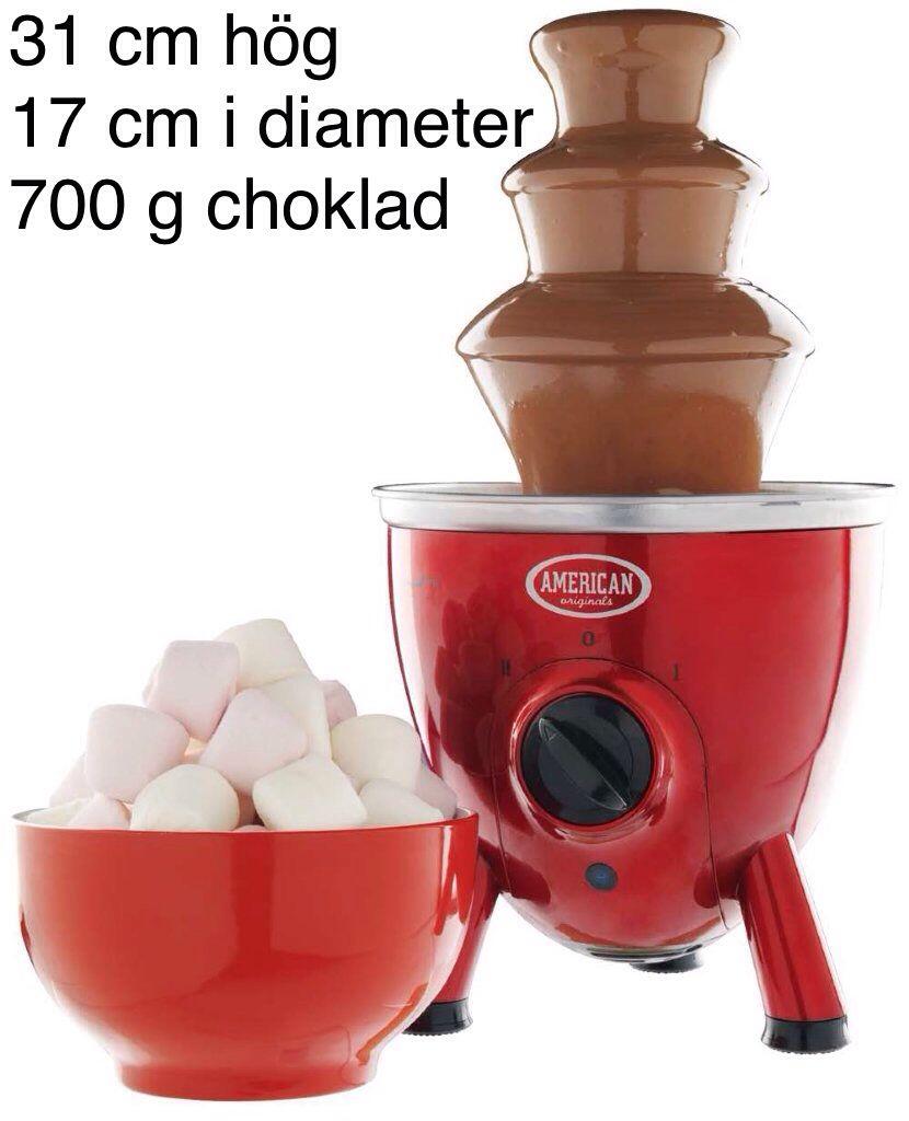 Chokladfontän S H31cm