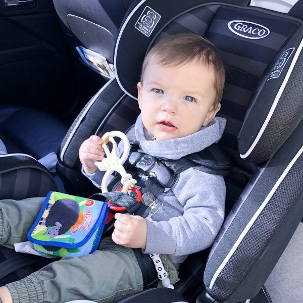 When To Transition Convertible Car Seat