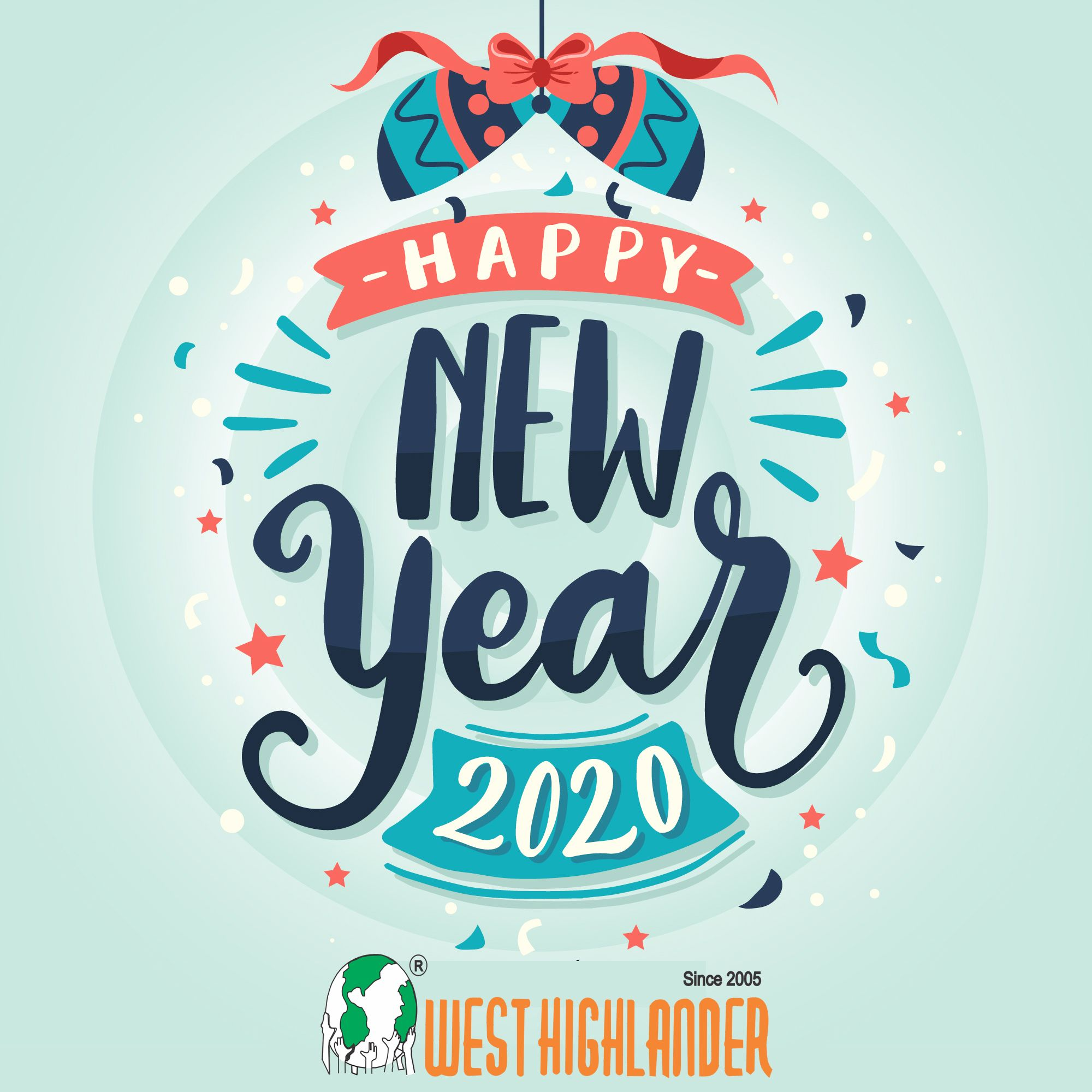 A Year Of Happiness team west highlander wishes everyone a very prosperous new