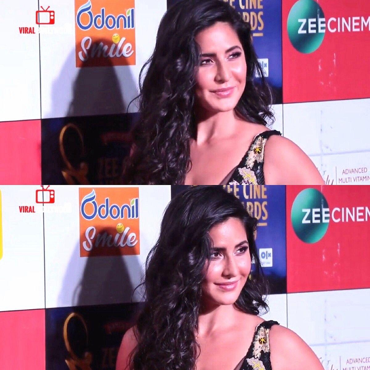Katrina Kaif attends Zee Cine Awards 2019   Katrina kaif ...