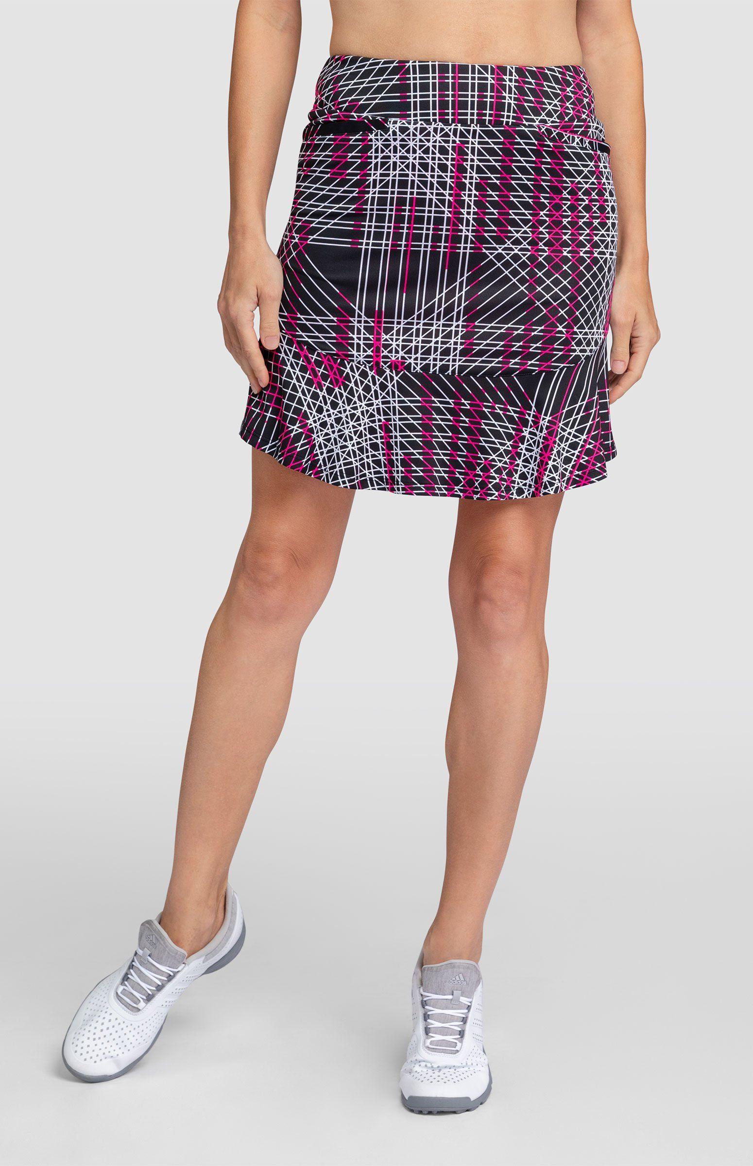 Chester Skort Berry Sorbet For Golf Tail Activewear Women S Golf Fashion Apparel Golf Outfits Women Golf Dresses Golf Attire