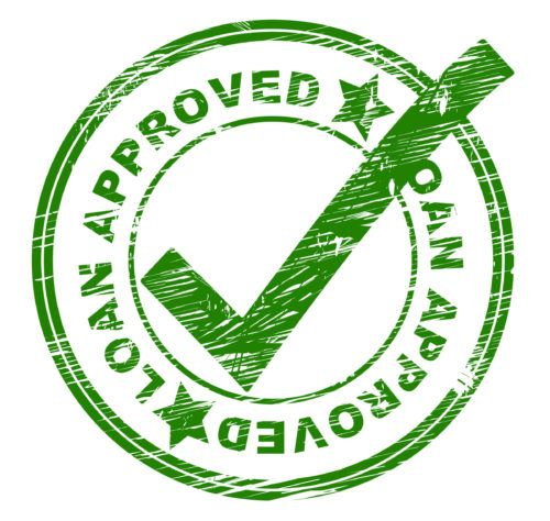 Loan Approved Means Lending Passed And Lends Credit