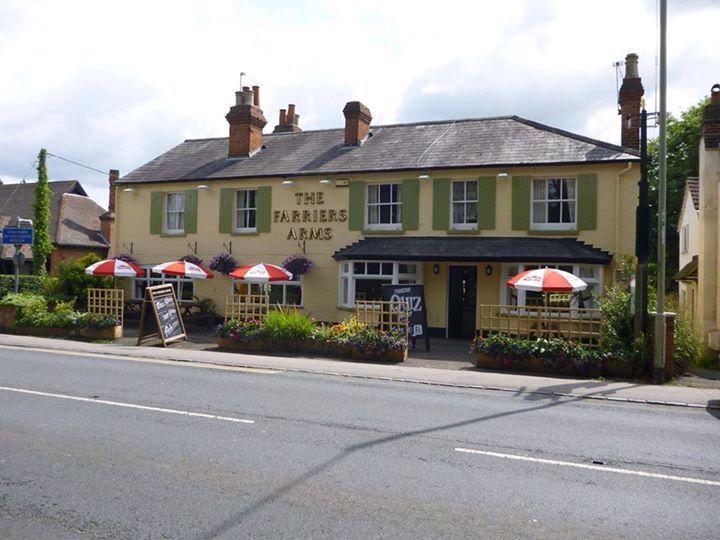 Lovely village pub