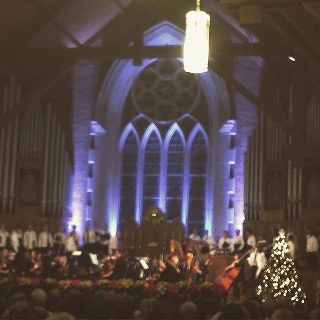The concert is about to start! #christfollower #huntsville #Alabama @hsv_symphony