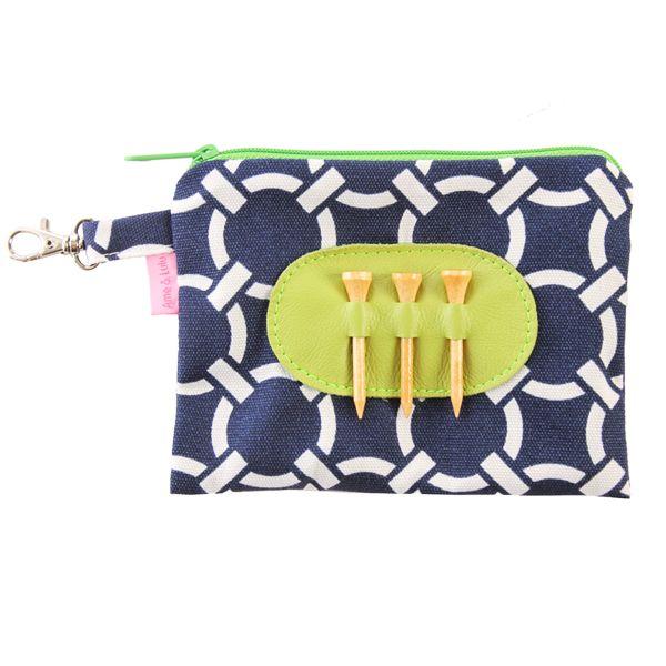Golf Tee Bag Ame Lulu Gift For Women