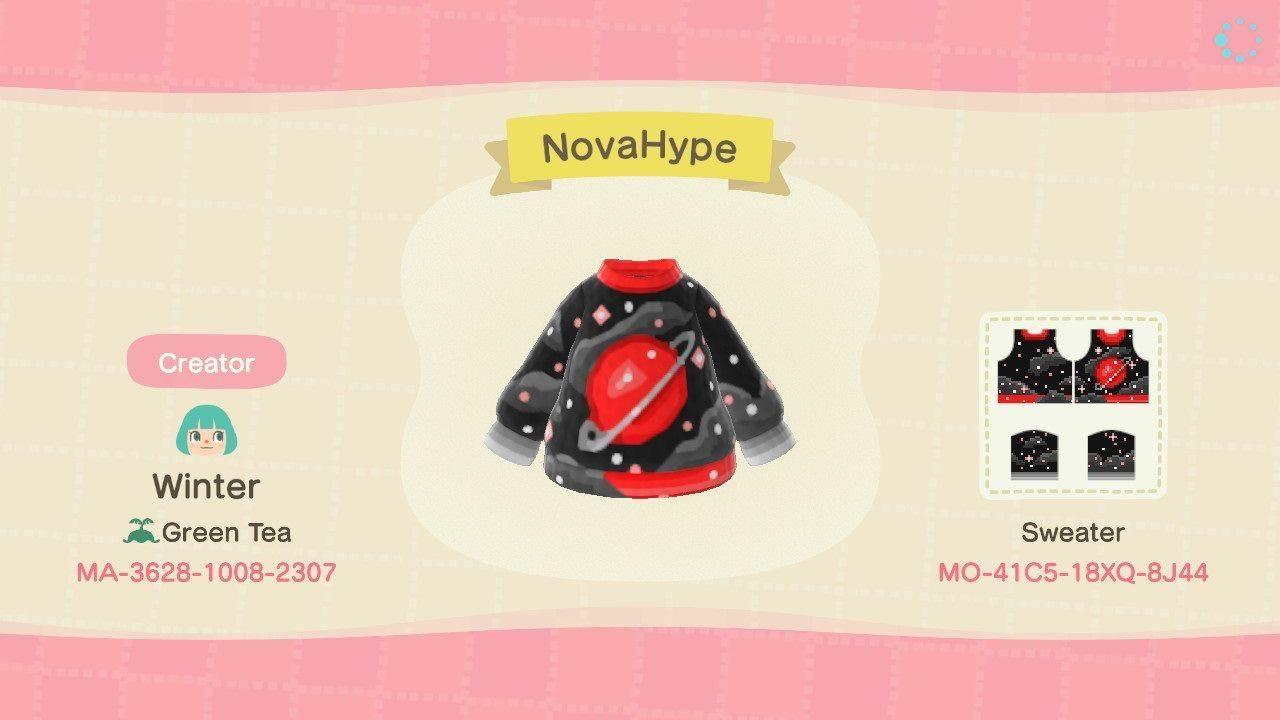 Animal Crossing Custom Designs | Nook's Island