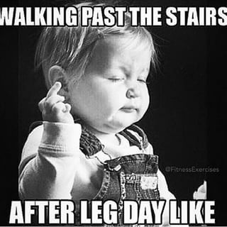 fitness leg day