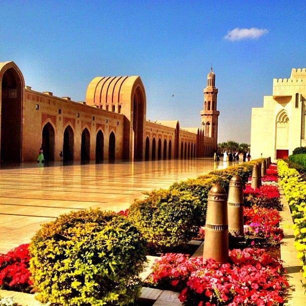 السياحة في سلطنة عمان مدن مناطق رحلات صور مناظر طبيعية Maskat Mechet Dvorcy