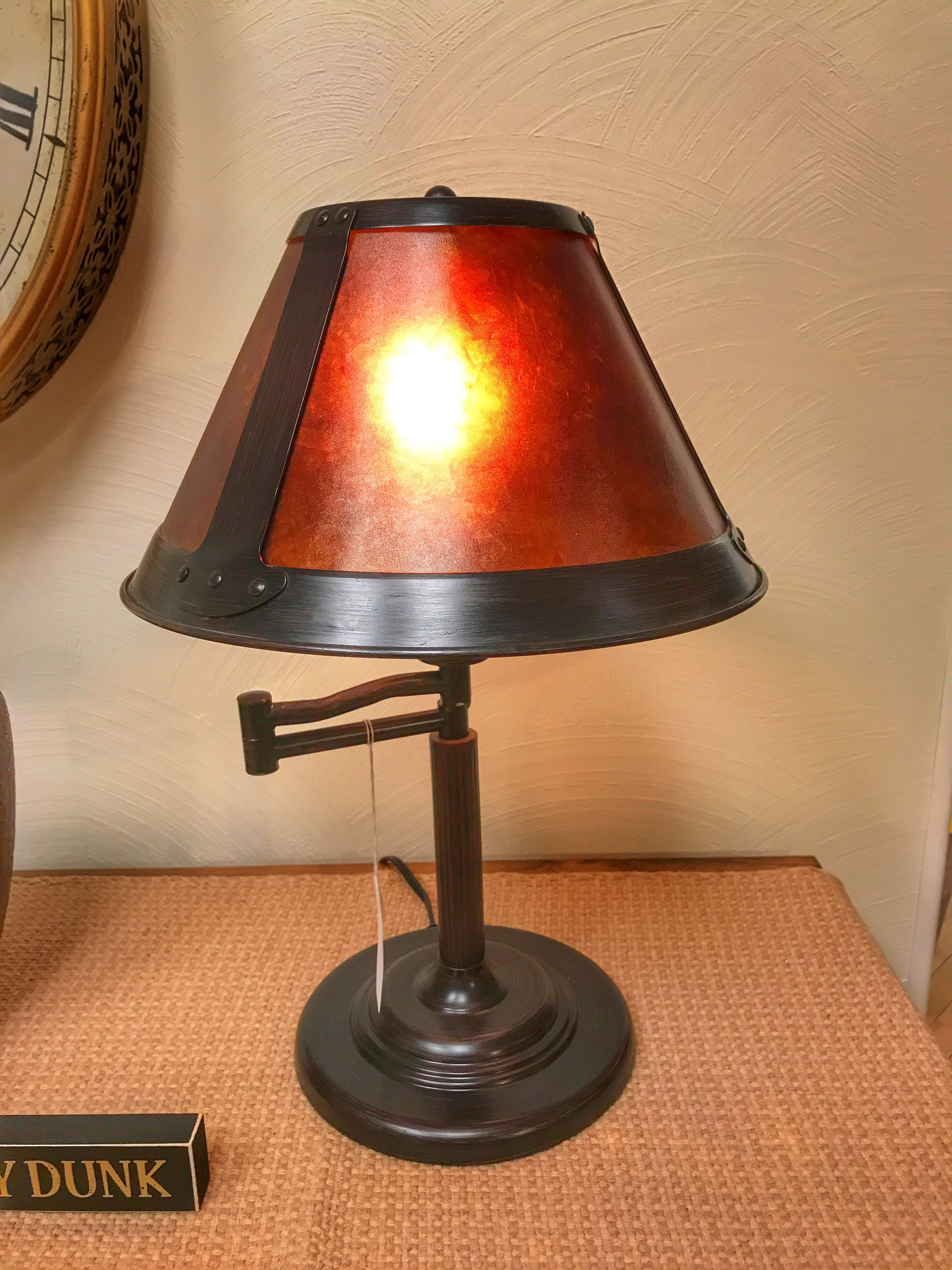Featured arm mica desk lamp this is just out of the many table