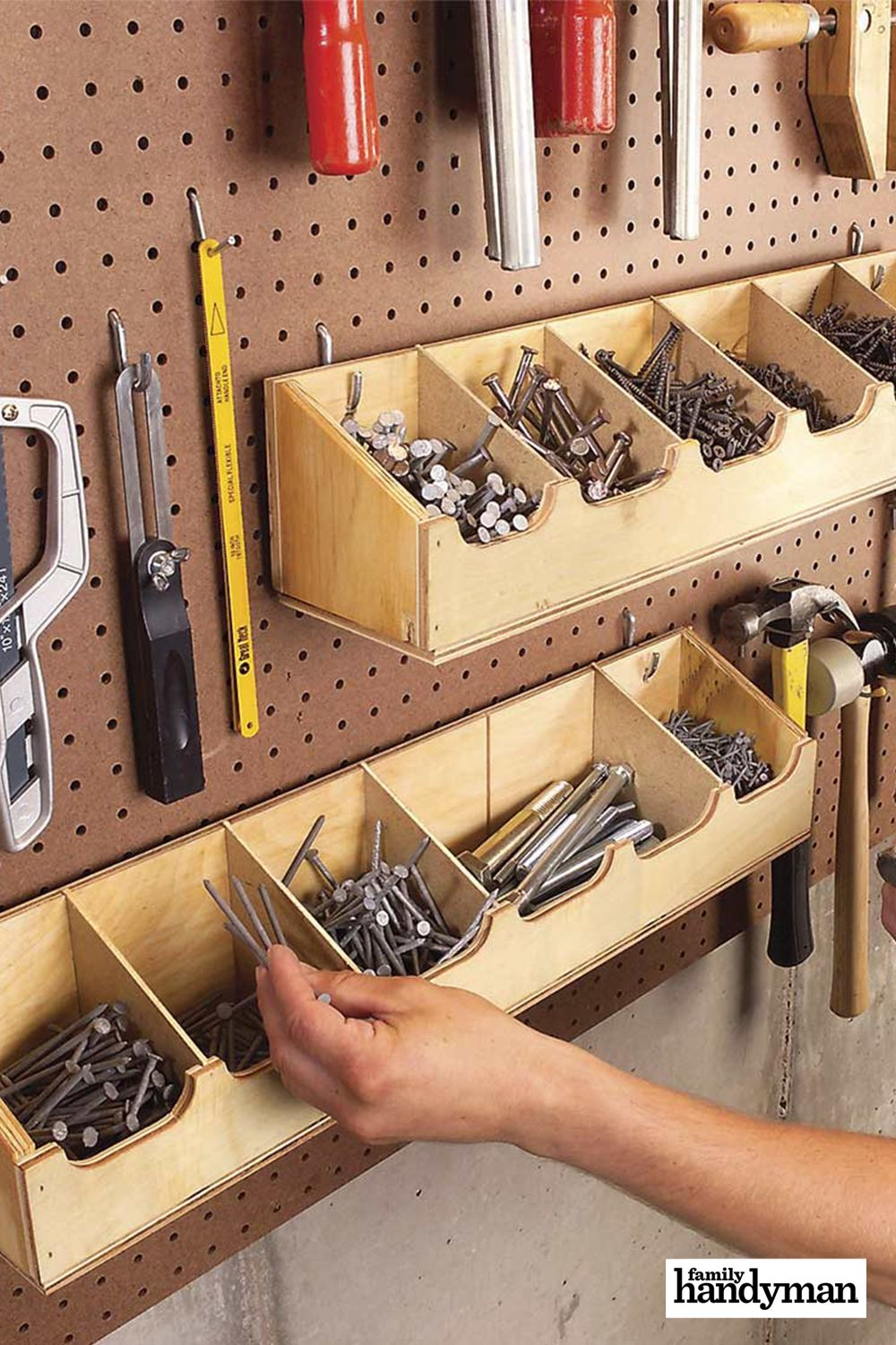28 Life-Changing Garage Organization Ideas