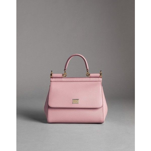 93865c2f285f DOLCE   GABBANA Dauphine Print Calfskin Mini Sicily Bag ( 1