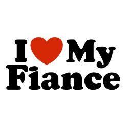 i love my fiance so sooooo much