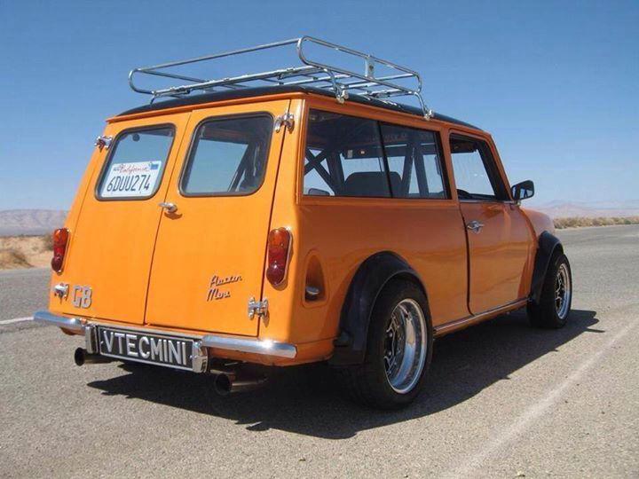 Mini Clubman Mini Car At Thedailybasics Classics Car