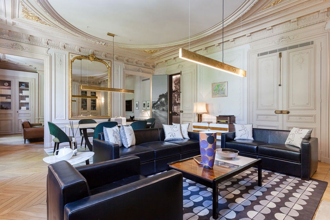 Saint Germain Des Pres 2 Apartment Interior Apartment