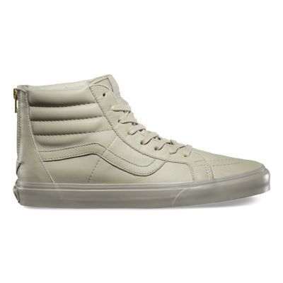 b0fd7e9cc22 The Sk8-Hi Zip CA of the Vans California Collection is constructed with  premium full