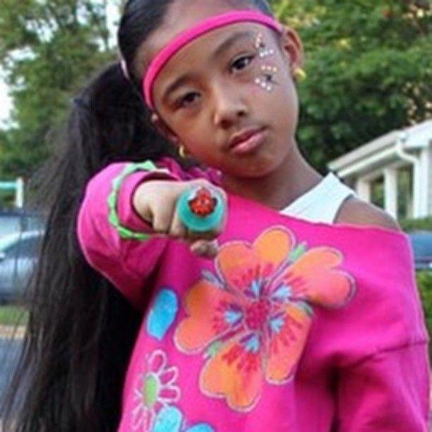 The 1 and only Beautiful #jaylamarie #jaylanation #WeDemKids #LetsGetiT #KidBosses
