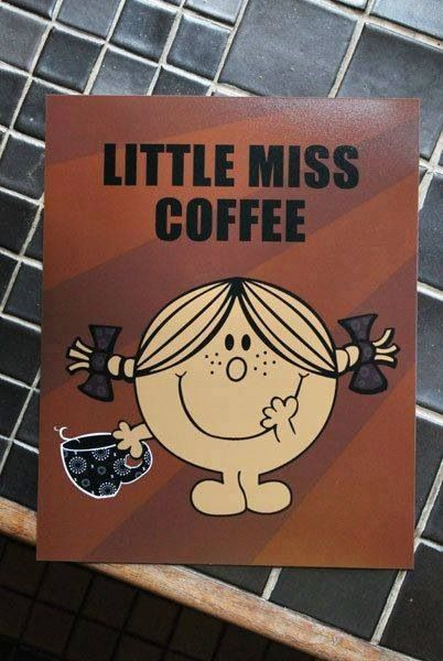 #LittleMissCoffee