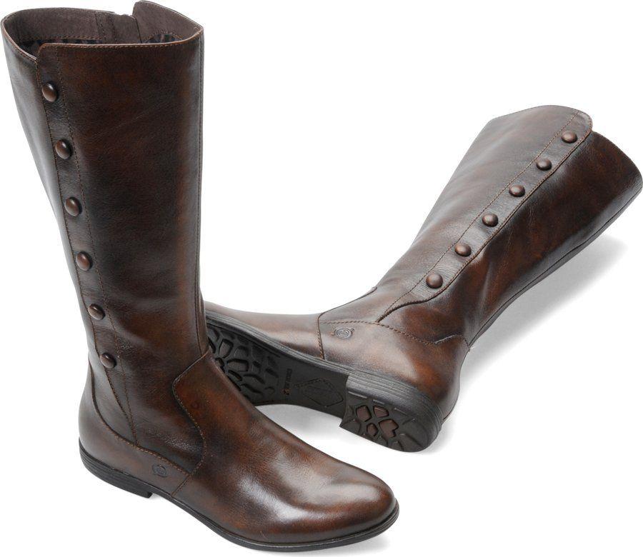bc0d9e96e5d2 Born Sage in Cognac - Born Womens Boots on Bornshoes.com