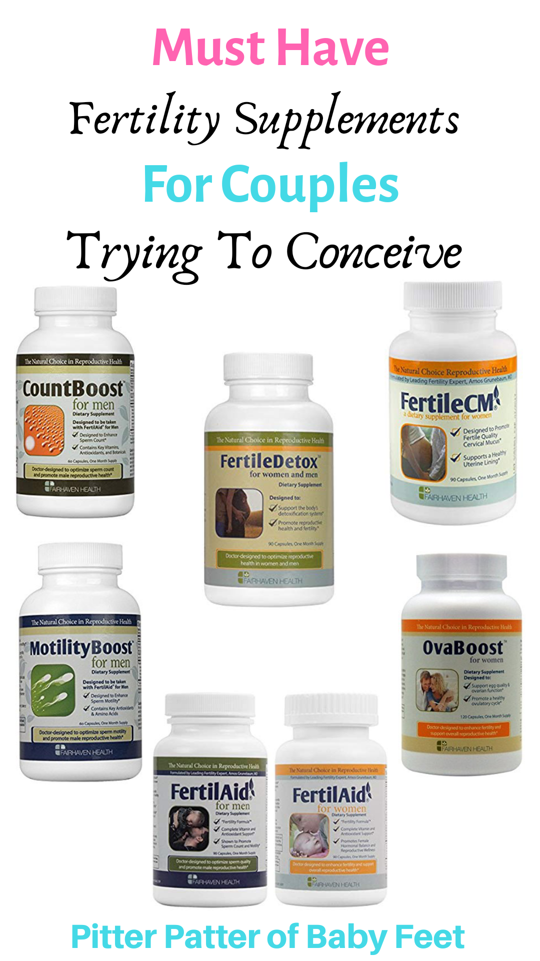 It Takes Two To Make A Baby If You Re Only Focusing On Your Own Reproductive Health You Re Only Focusing Fertility Supplements Trying To Conceive Fertility