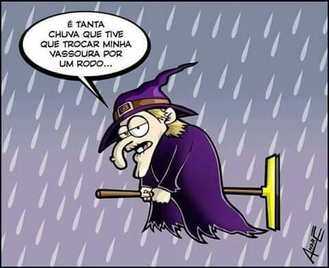 Chove, chuva!