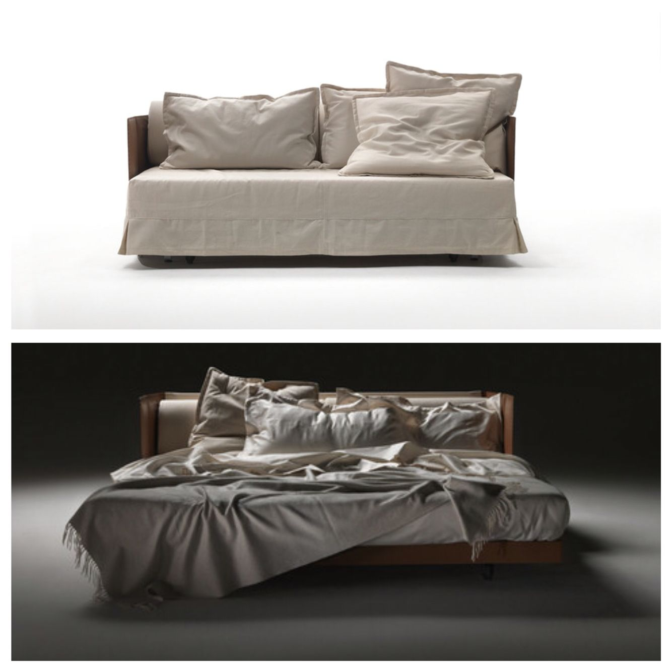 Outstanding Flexform Made In Italy Eden Sofa Bed Project By Antonio Pdpeps Interior Chair Design Pdpepsorg