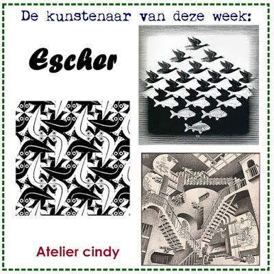ATELIER CINDY: Escher