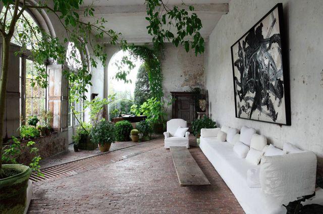 Véranda : des idées pour y créer un jardin d\'hiver | Vérandas, Hiver ...