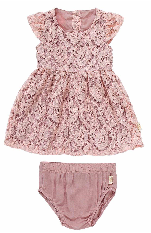 c6525c8f2 Vestido manga corta + Panty para bebe niña. Compra Ropa para Niño en la  Tienda On line de OFFCORSS. - OFFCORSS