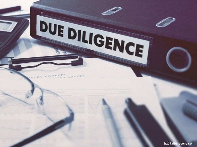 Due Diligence Stock Photos Personal Budget Insurance Agency