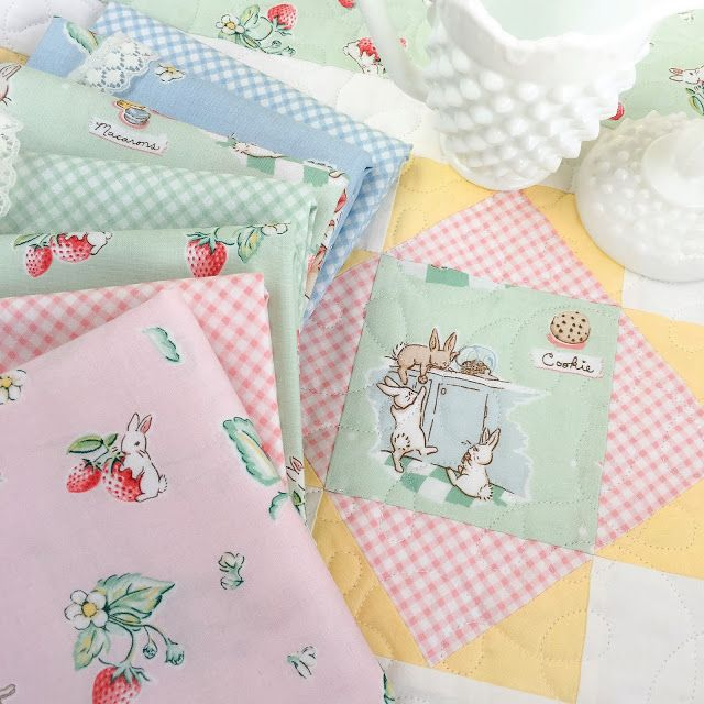 February Diamond Panes Blocks Patchwork Quilt Along With