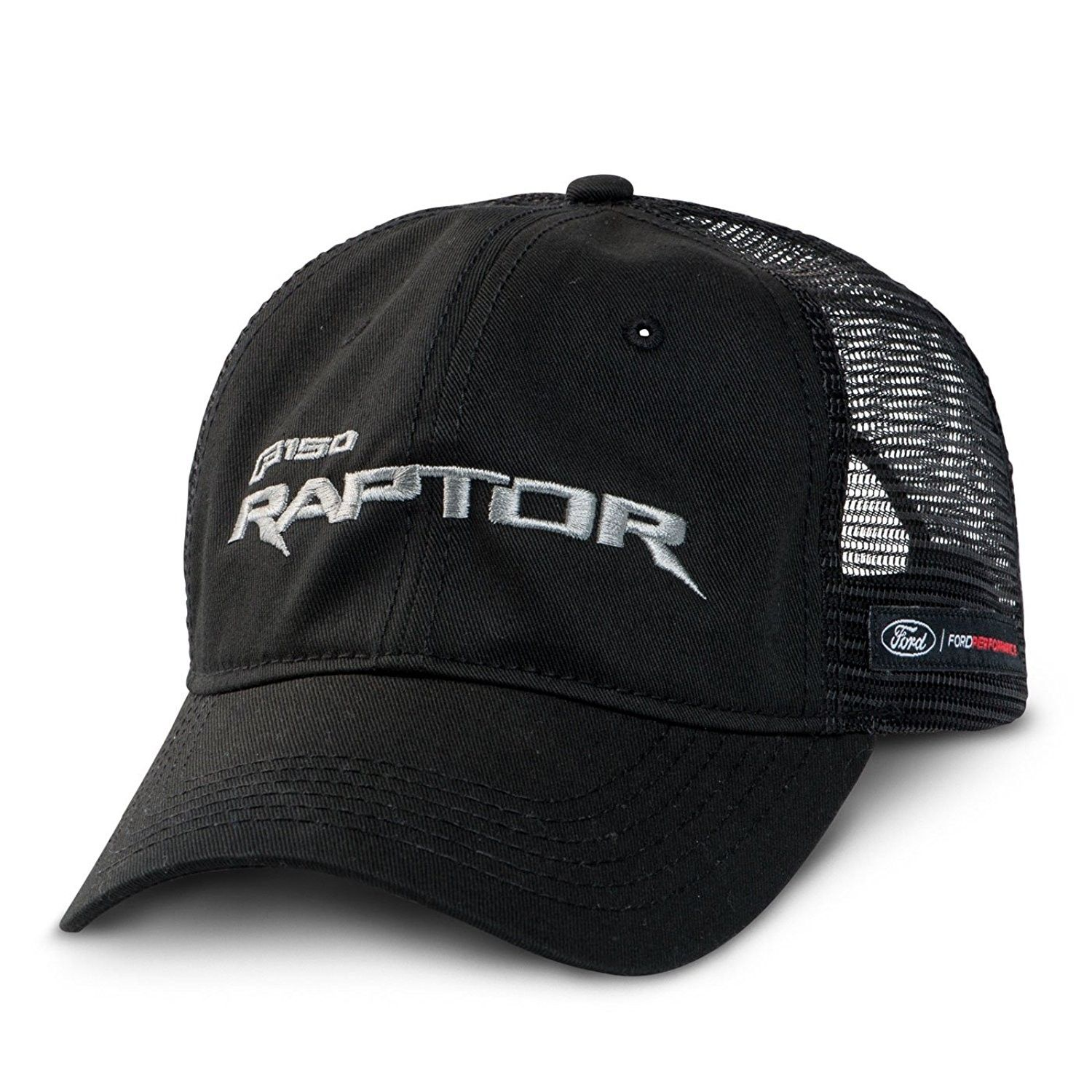 Bundle with Driving Style Decal Gregs Automotive Ford F-Series Trucks Hat Cap in Black