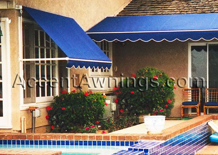 Accent Awning - Retractable Window Awnings, Patio Awnings ...