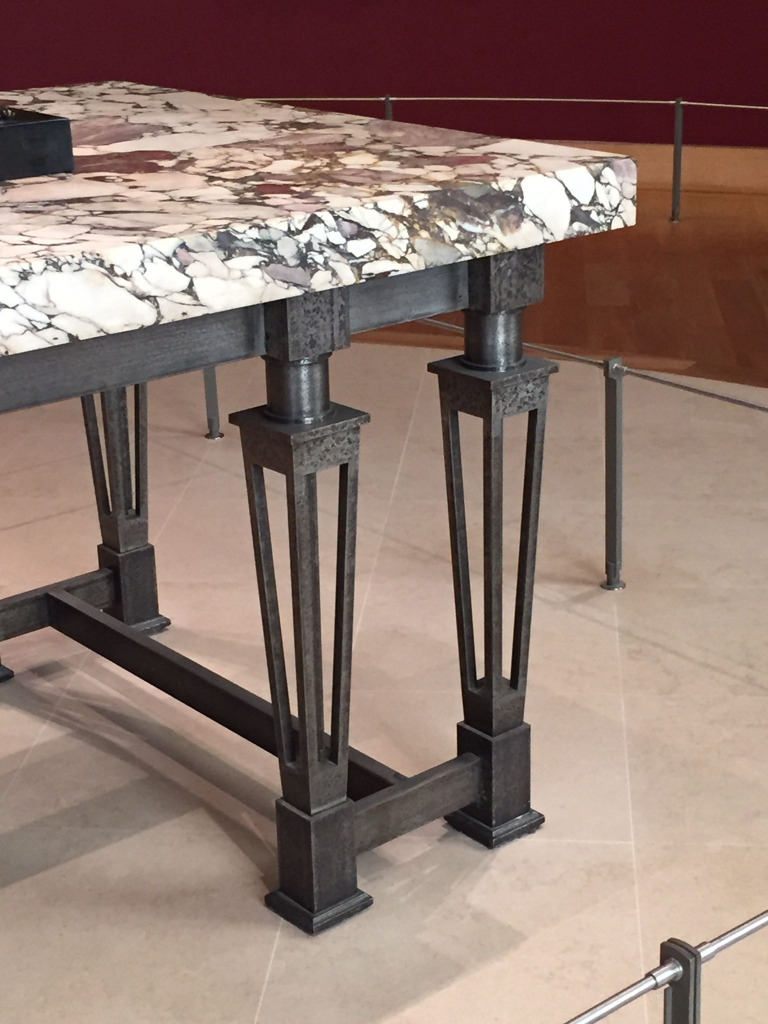 Pin By Sam Shivers On Metal And With Images Metal Furniture